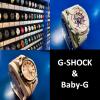 G-SHOCK&Baby-G