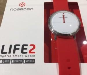 noerden(ノエルデン) Smart Watch 入荷しました。