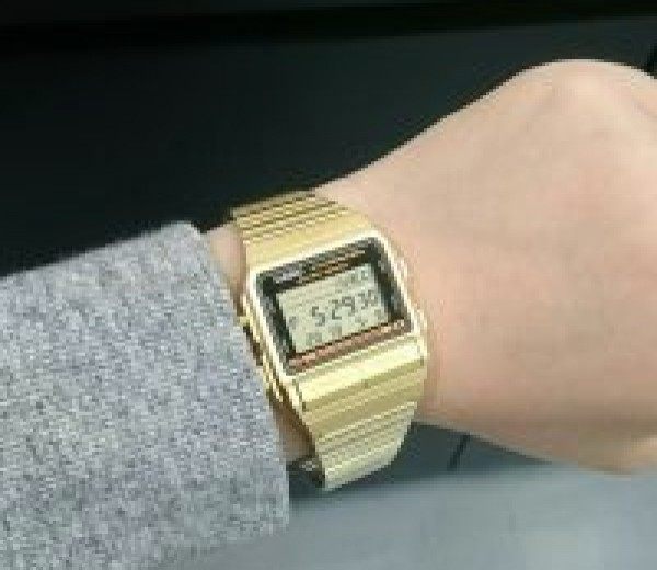 CASIO QUARTZ!!!