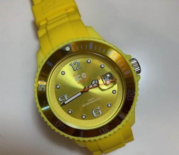 カラフルなice watch