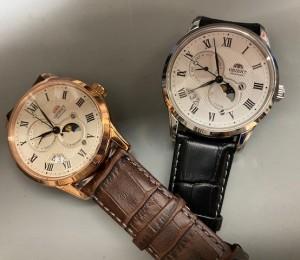 高級感のある時計!ORIENT!