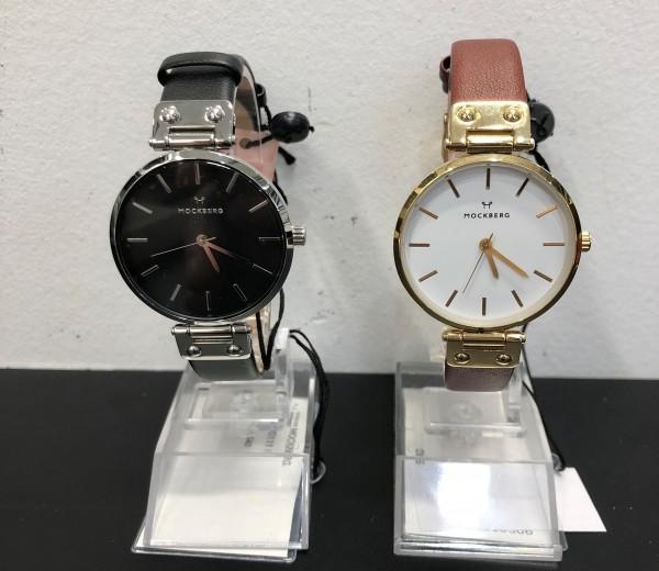 女性の為に作られた時計MOCKBERG