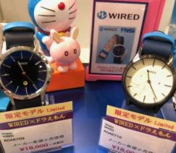WIRED×ドラえもん