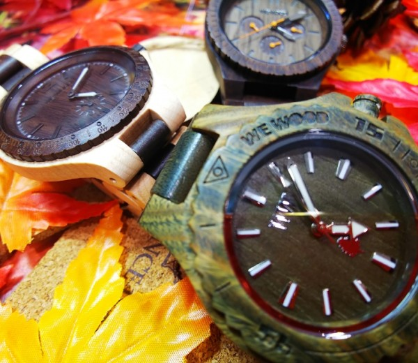WEWOOD TIME PIECES