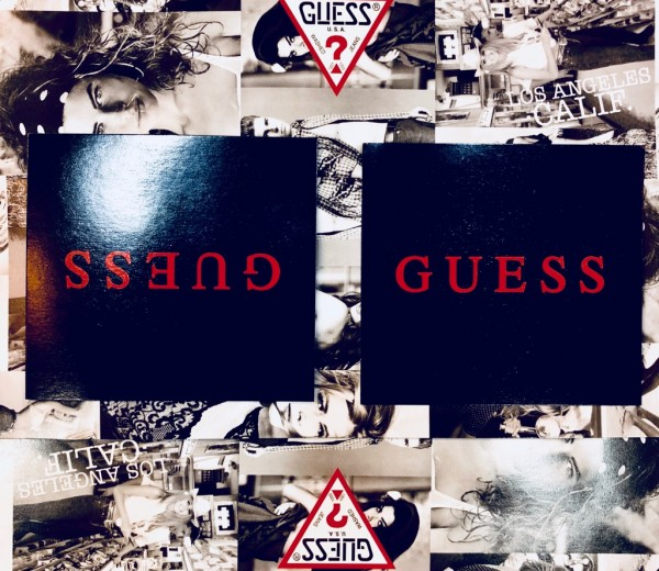GUESS 再入荷!