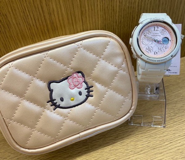 G-SHOCK HELLO KITTY