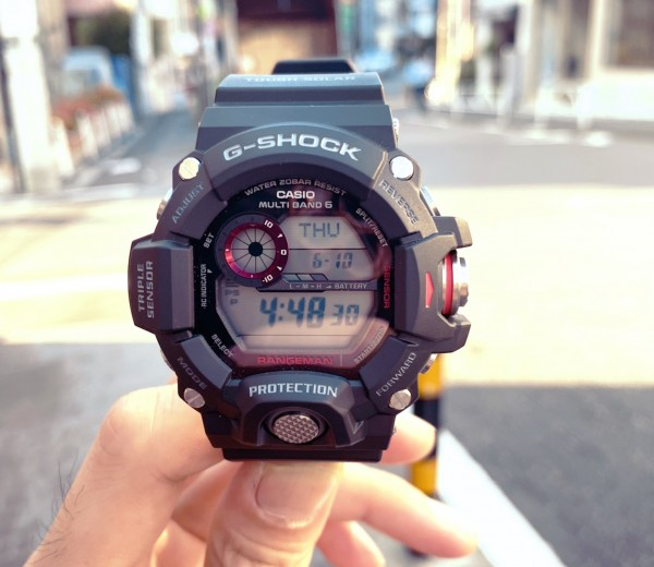 GW-9400-1 RANGEMAN