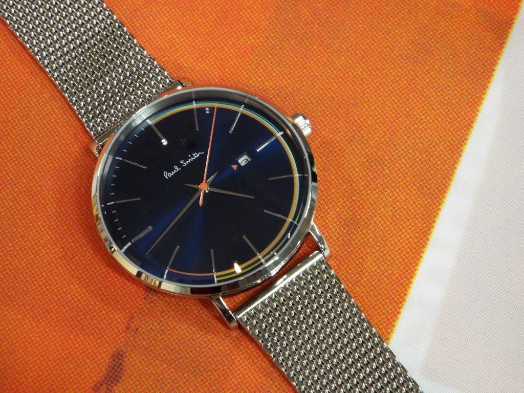 ついに ポールスミス 入荷 国内ブランド腕時計 輸入腕時計販売
