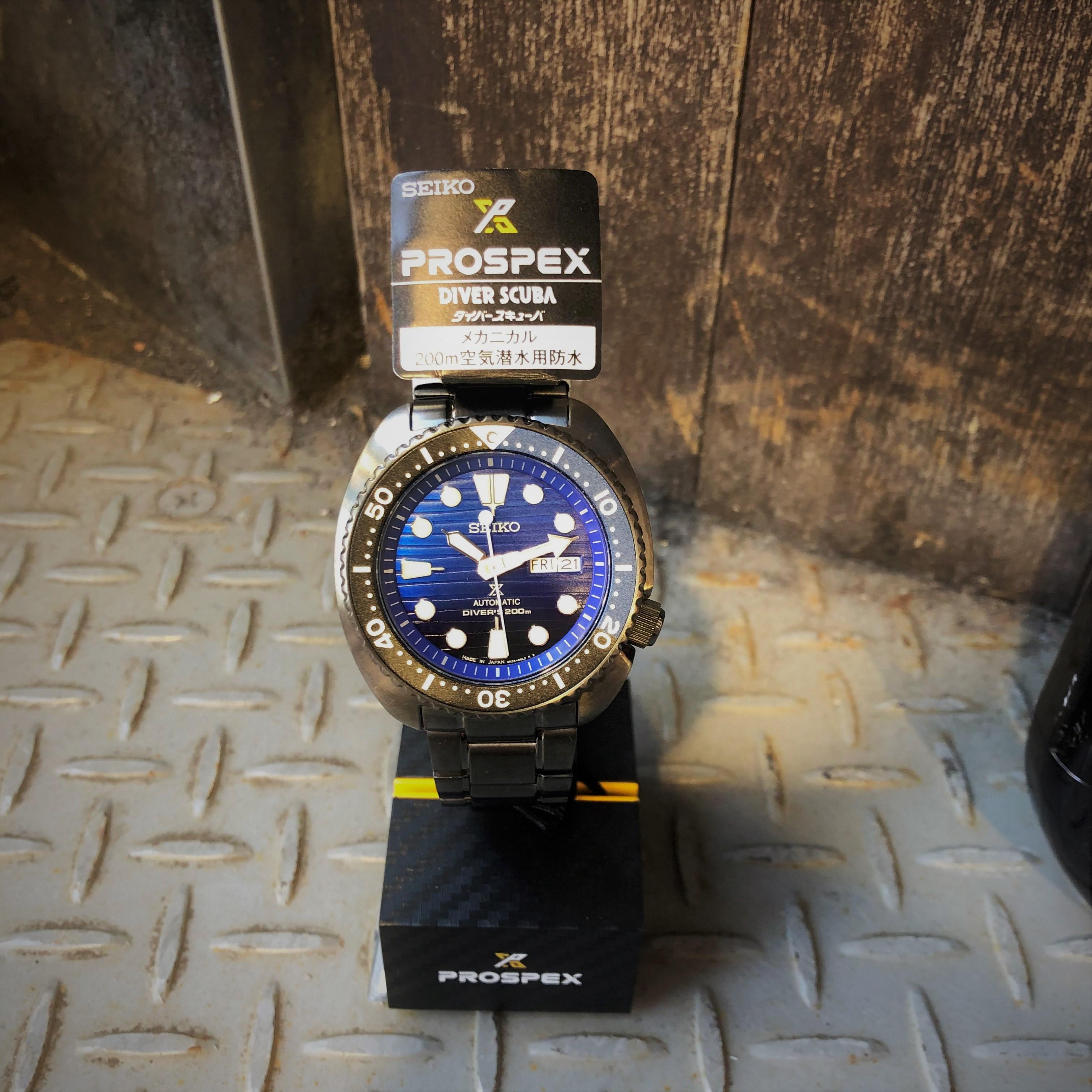 PROSPEX Save the Ocean Special Edition!!
